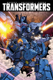 Transformers Volume 8 by John Barber