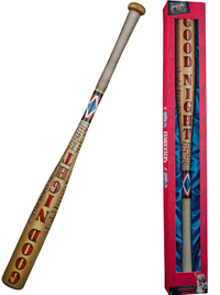 Suicide Squad - Harley Quinn's 'Good Night' Baseball Bat Replica
