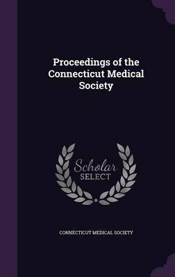 Proceedings of the Connecticut Medical Society image