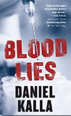 Blood Lies by Daniel Kalla image
