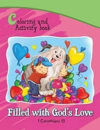 1 Corinthians 13 Coloring and Activity Book Book by Agnes De Bezenac