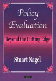 Policy Evaluation by Stuart S Nagel image