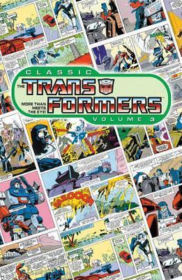 Classic Transformers: v. 3 by Bob Budiansky image