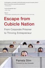 Escape From Cubicle Nation by Pamela Slim image