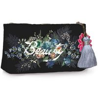 Papaya Small Cosmetics Bag - Beauty Bouquet