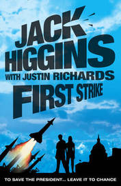 First Strike by Jack Higgins image