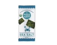 Honest Sea Organic Roasted Seaweed Snack (Sea Salt)