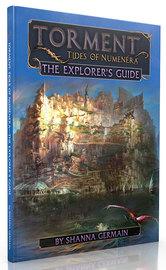 Numenera RPG: Torment - Tides of Numenera - The Explorer's Guide