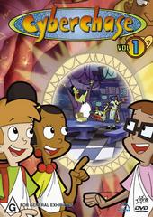 Cyber Chase V1 on DVD