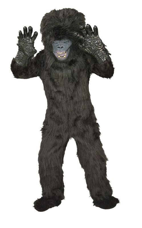 Rubie's: Child Gorilla - Deluxe Costume (Small)