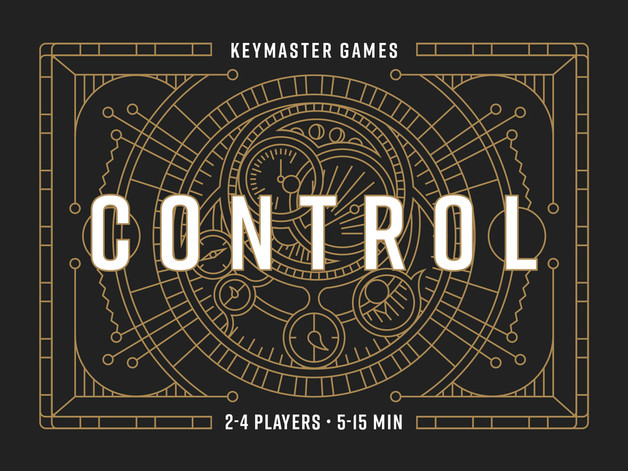 Control: 2nd Edition - Board Game