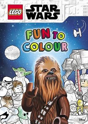 LEGO Star Wars: Fun to Colour by LEGO