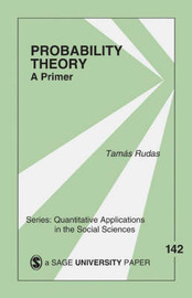 Probability Theory by Tamas Rudas image
