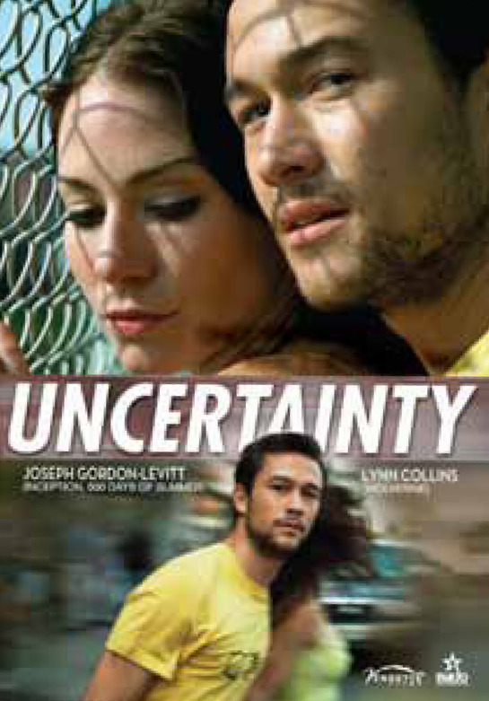Uncertainty on DVD