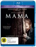 Mama on Blu-ray
