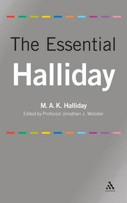 The Essential Halliday by M.A.K. Halliday image
