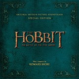 The Hobbit: The Battle Of The Five Armies (Special Edition 2CD) by Various Artists