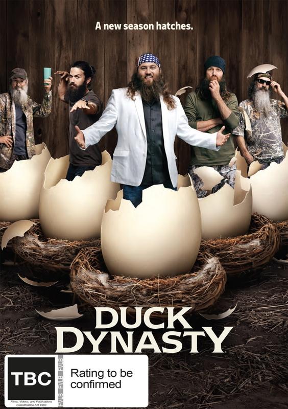 Duck Dynasty - Season 8 on DVD