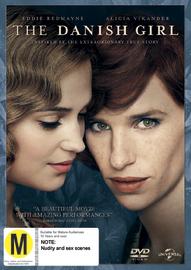 The Danish Girl on DVD