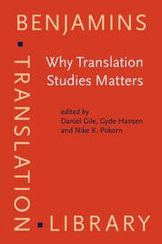 Why Translation Studies Matters image