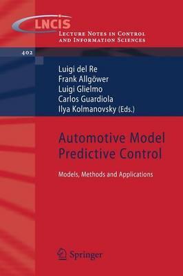 Automotive Model Predictive Control image