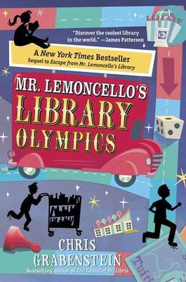 Mr. Lemoncello's Library Olympics by Chris Grabenstein image