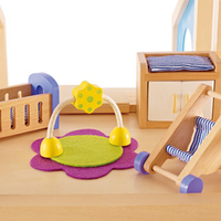Hape: Baby's Bedroom image