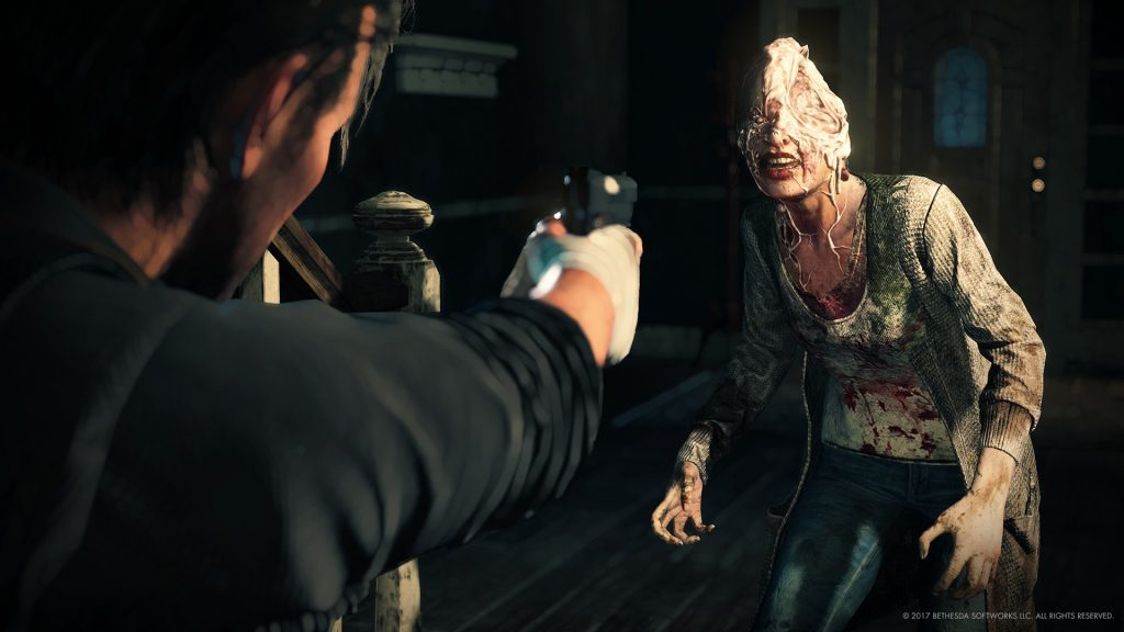 The Evil Within 2 for PS4 image