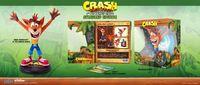 "Crash Bandicoot - Crash Bandicoot 9"" PVC Statue image"
