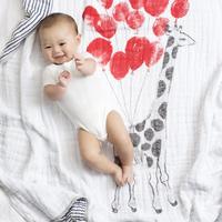 Aden + Anais: Classic Dream Blanket - Dream Ride image