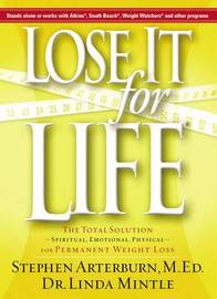 Lose It For Life by Stephen Arterburn image