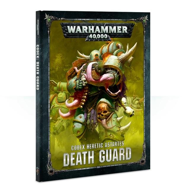Warhammer 40,000 Codex: Death Guard