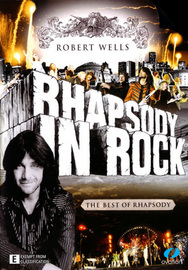 Robert Wells - The Best Of Rhapsody on DVD