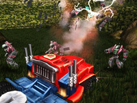 Transformers for PlayStation 2 image