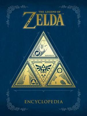The Legend Of Zelda Encyclopedia by Nintendo
