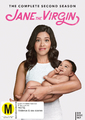 Jane The Virgin - The Complete Second Season on DVD