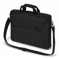 "Dicota Slim Case EDGE Carry Bag with shoulder strap for 12.1"" - 13.3"" Notebook /Laptop (Black)"