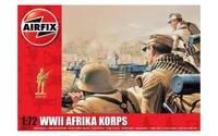 Airfix 1:72 WWII Afrika Korps Scale Model Kit