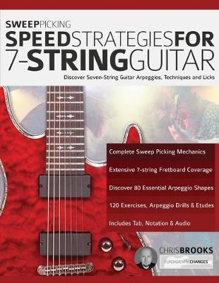 Sweep Picking Speed Strategies For 7-String Guitar by Chris Brooks image