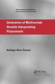Generation of Multivariate Hermite Interpolating Polynomials by Santiago Alves Tavares