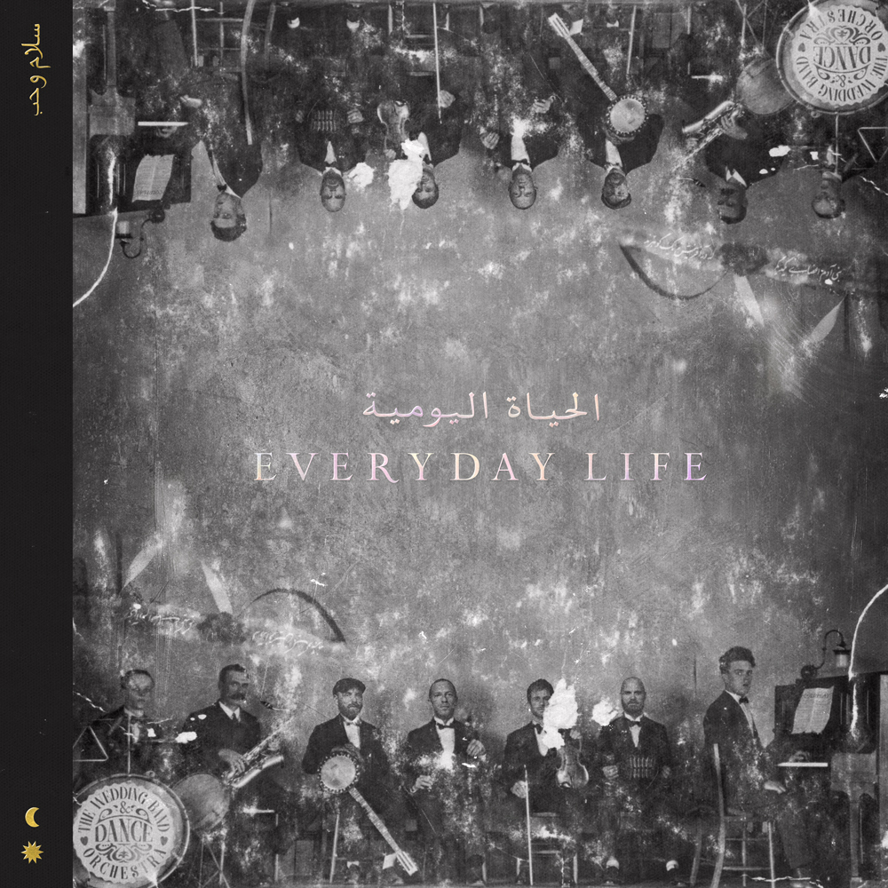 Everyday Life by Coldplay image