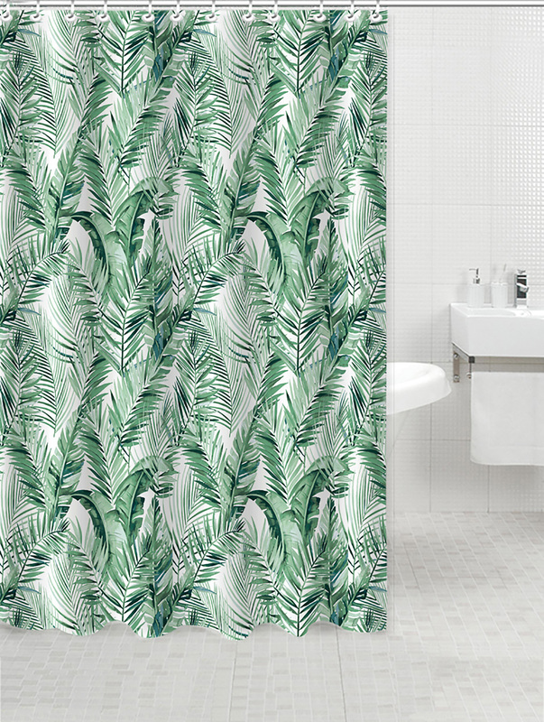 Shower Curtains - Tropical