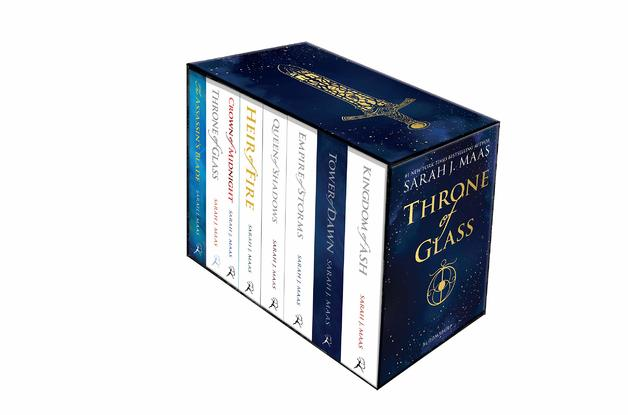 Throne of Glass - Book Set
