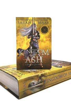 Kingdom of Ash Miniature Character Collection by Sarah J Maas