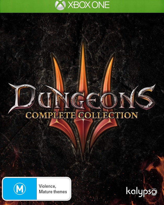 Dungeons 3 Complete Edition for Xbox One