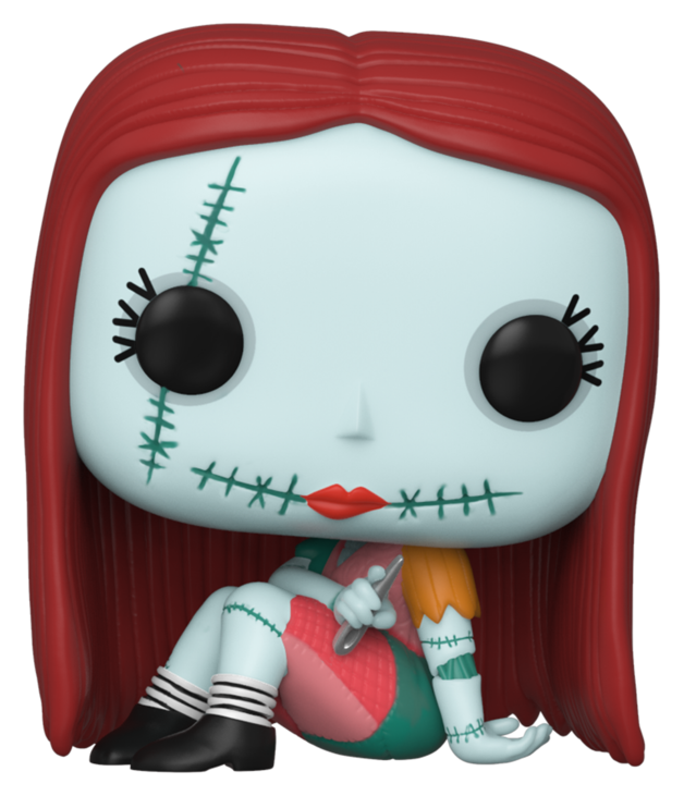 NBX - Sally Sewing Pop! Vinyl Figure