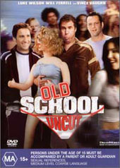 Old School: Uncut on DVD