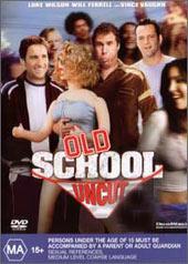 Old School: Uncut on DVD