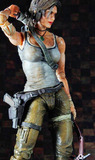 Tomb Raider Lara Croft Action Figure - Play Arts Kai