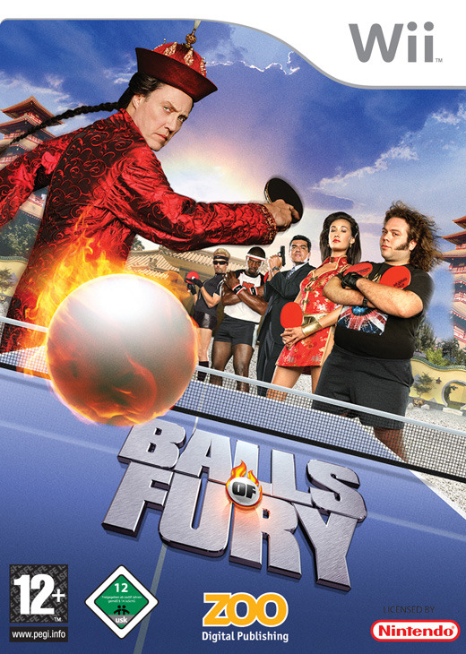 Balls of Fury for Nintendo Wii